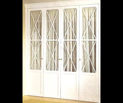 Armarios - Puertas de cristal para armarios ...